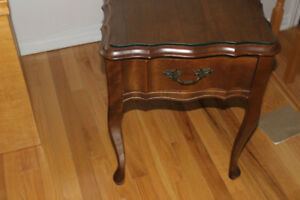 3 piece antique Coffee/End Tables