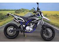 Yamaha WR125X **Scorpion Exhaust, Learner Legal, One Owner**