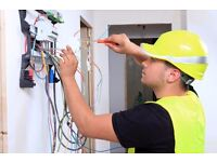 Electrician looking for work