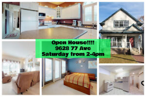 BEST LOCATION IN TOWN, OPEN HOUSE, NO DOWN PAYMENT NO PROBLEM