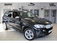 2015 15 BMW X5 3.0 M50D 5D AUTO 376 BHP DIESEL