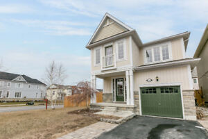 New price on this contemporary family home in Angus!