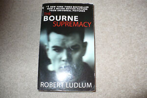the bourne supremacy paperback