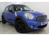 2014 14 MINI COUNTRYMAN 1.6 COOPER 5DR 122 BHP