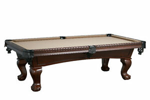 The Lincoln 8' Pool table