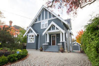 1546 Monterey Ave, Oak Bay, Character with Updates