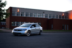 Honda Civic conversion SI