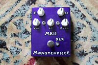 Monsterpiece Mk II Fuzz - Amazing Tonebender