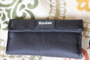 Kodak FK3400 40.5 CPL and FLD Filters with Carry Case New