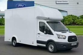 2019 Ford Transit 2.0 TDCi 130ps Chassis Cab Panel Van Diesel Manual