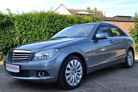 2011 MERCEDES C-CLASS C220 CDI BLUEEFFICIENCY ELEGANCE AUTO SALOON DIESEL