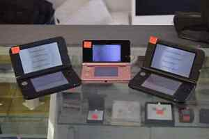 Nintendo 3DS/XLs in Stock Now at HBS- Hydrostone!!