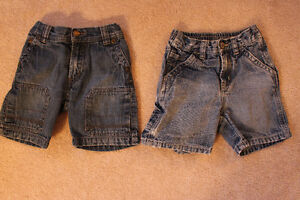 Boys 12 to 18 Month Shorts