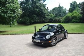 VW Beetle V5 Sport Edition 2005 (55 Plate) 2 owners