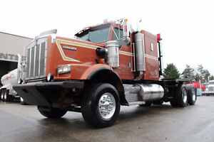 2002 Kenworth C500 with or without Winch Rig-up - Unit 4558