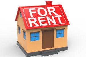 À la recherche d'une maison à louer