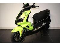 2016 PEUGEOT SPEEDFIGHT 4 50CC BRAND NEW! MONSTER ENERGY LIMITED EDITION!! LIME