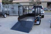 7x5 Cage Trailer - 3ft Cage - Rear Swing Down Ramp - 750kg GVM Thomastown Whittlesea Area Preview