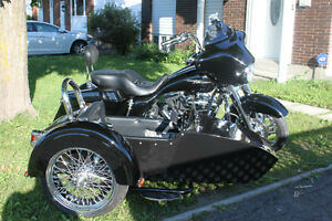 Side car one of a kind