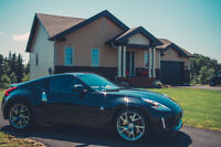2013 Nissan 370Z Sport Coupe (2 door)