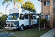 Mazda Motorhome Campervan Professional Rebuild Eight Mile Plains Brisbane South West Preview