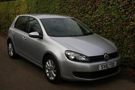 Volkswagen Golf 1.6TDI ( 105ps ) 2012MY Match