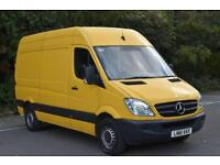 2.1 313 CDI 5D 129 BHP MWB HIGH ROOF DIESEL MANUAL VAN 2011