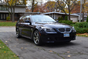 Rare BMW 5-Series Wagon w. Sport Package