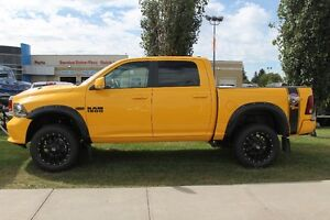 2016 RAM 1500 SPORT IN STINGEY YELLOW LIFTED  !! 16R17223