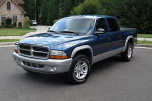 2000-2004 Dodge Dakota Quad Cab