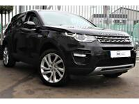 2015 65 LAND ROVER DISCOVERY SPORT 2.0 TD4 HSE 5D AUTO 180 BHP DIESEL
