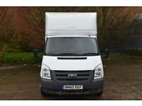 2.4 T350 RWD 3D 100 BHP LWB HIGH ROOF DIESEL MANUAL LUTON VAN 2010
