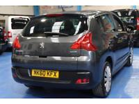 Peugeot 3008 Crossover 1.6HDi ( 110bhp ) FAP EGC Active Auto Automatic
