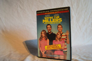 """We're The Millers"" Extended Cut DVD"