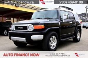 2008 Toyota FJ Cruiser 4WD $211 biweekly CHEAP PAYMENTS