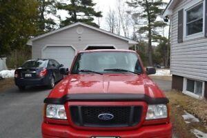 2004 Ford Ranger 4x4 Edge