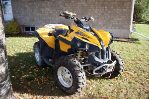 2007 Can-Am Renegade 800 - READY TO RIDE