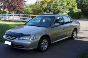 Fully Loaded 2002 Honda Accord EX