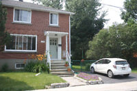 semi-detached house for sale in NDG - MacMahon Ave