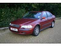 Volvo S40 2.0 Done 167528 Miles with a recent NEW MOT and SERVICE HISTORY