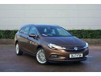 2017 Vauxhall Astra 1.6 CDTi 16V 136 Elite 5dr Estate Manual Estate Diesel Manua