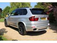 2009 09 BMW X5 3.0 D M SPORT 5D 232 BHP DIESEL