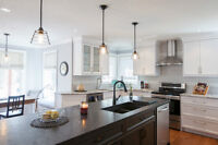 Experts in Remodels kitchen & bathrooms & Additions!