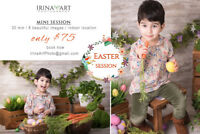 Spring Special - Easter Mini Photo Session