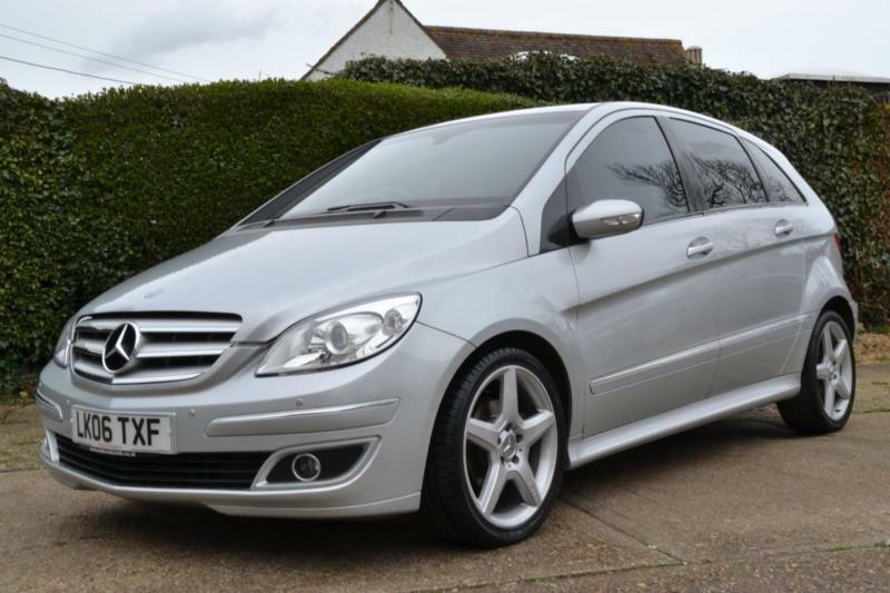 2006 mercedes b class b200 turbo hatchback petrol in hartley kent gumtree. Black Bedroom Furniture Sets. Home Design Ideas