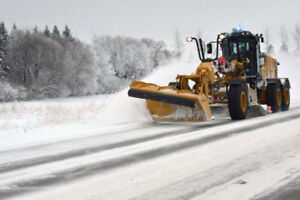 EXPERIENCED GRADER OPERATOR WANTED