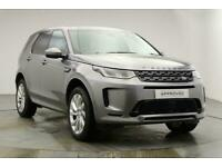 2020 Land Rover Discovery Sport D180 R-DYNAMIC HSE Diesel MHEV Auto Station Wago