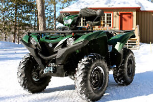 2016 Yamaha 700 Grizzly For Sale