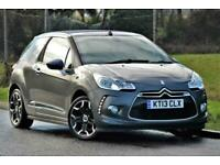 2013 Citroen DS3 Cabrio 1.6 VTi DStyle Plus 2dr Convertible Petrol Manual