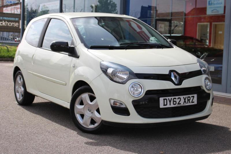 2012 Renault Twingo 12 16v Dynamique Gbp30 Tax Alloys Cruise And